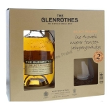 Glenrothes Select Reserve Glass Pack whisky 0,7
