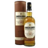 Knockando 12 Year Old 1997 Single malt whisky 0,7