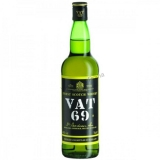 Vat 69 Blended Scotch whisky 1l