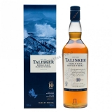 Talisker 10 yo single malt whisky 0,7
