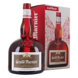 Grand Marnier Cordon Rouge Orange & Cognac Liquer 1l