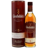 Glenfiddich 15 Year Old Unique Solera Reserve Single Malt Whisky 0,7