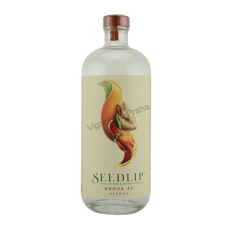 Seedlip Grove 42 Citrus Non Alcoholic Drink 0,7