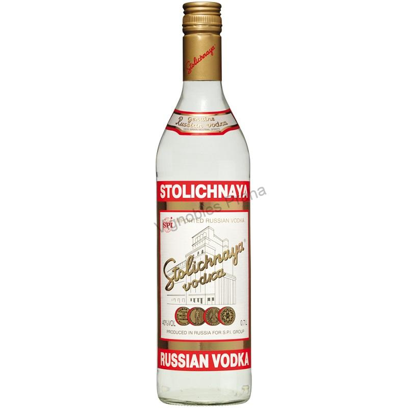 Stolichnaya original vodka 1 litr