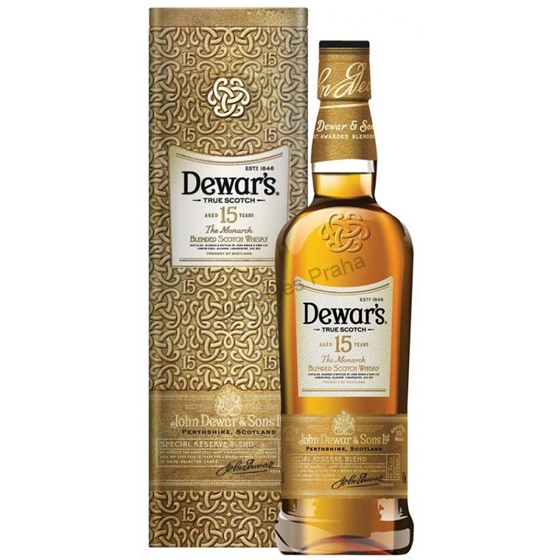 Dewar's 15 Year Old whisky 1l