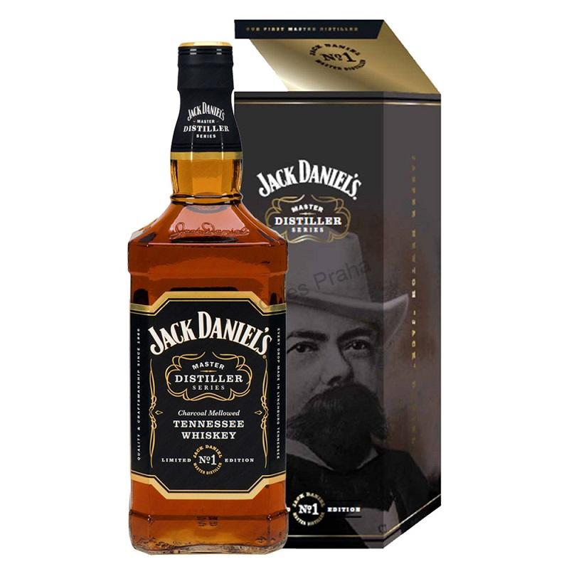 Jack Daniel's Master Distiller Series No1 Tennessee Whisky 1l
