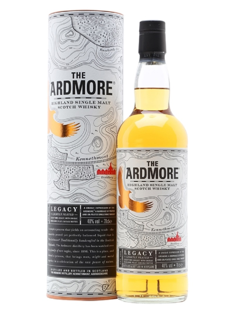 Ardmore Legacy whisky 0,7