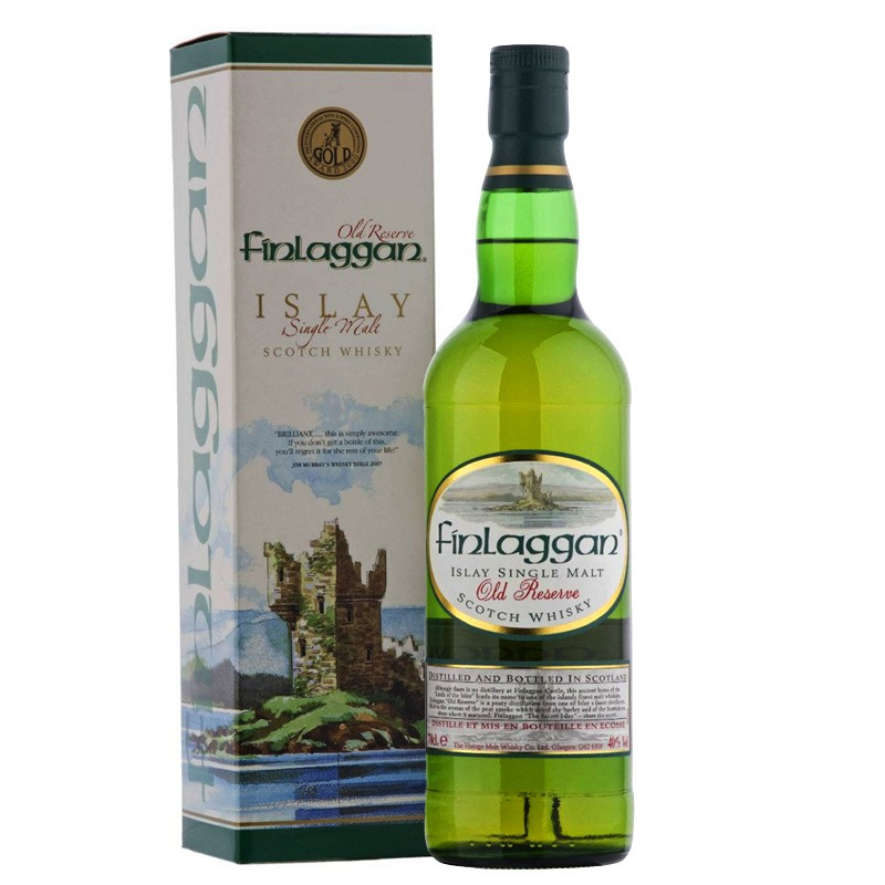 Finlaggan Old Reserve Islay whisky 0,7l