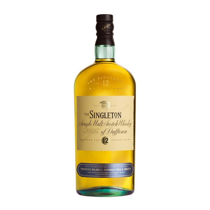 Singleton of Dufftown 12 year old whisky