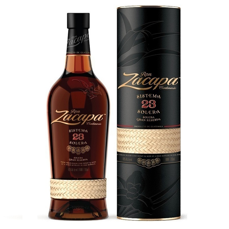 Ron Zacapa 23 Year Old Rum 0,7