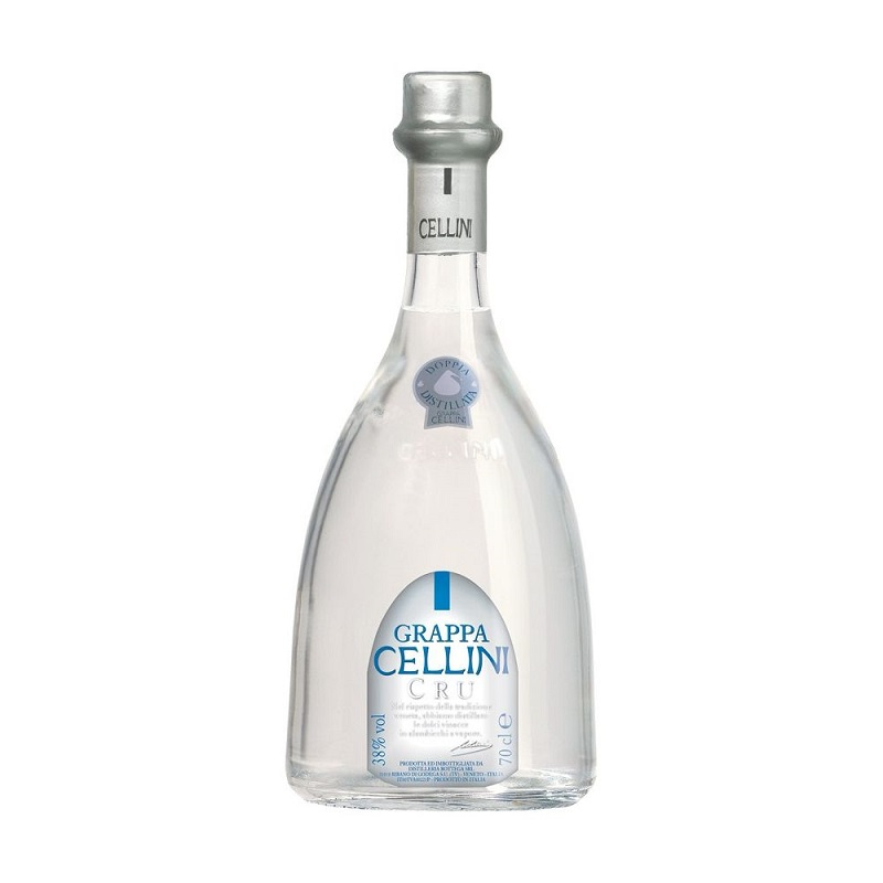 Cellini Grappa Cru 0,7