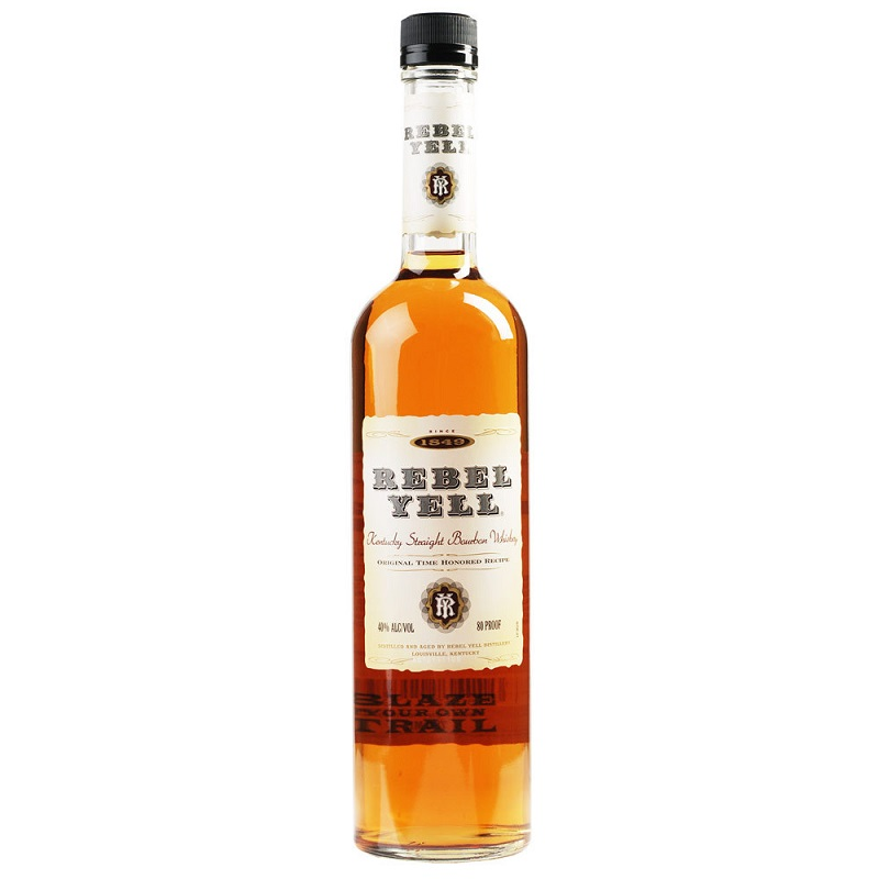 Rebel Yell Straight Bourbon whiskey 0,7