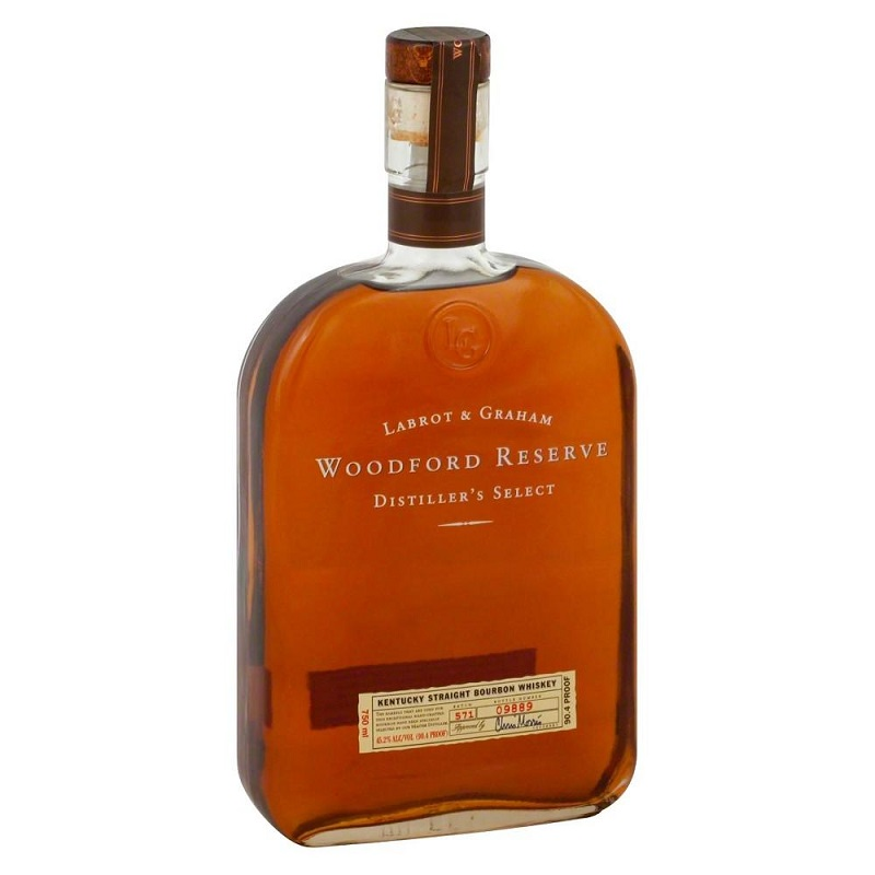 Woodford Reserve Small Batch Kentucky Straigth bourbon whiskey 1l