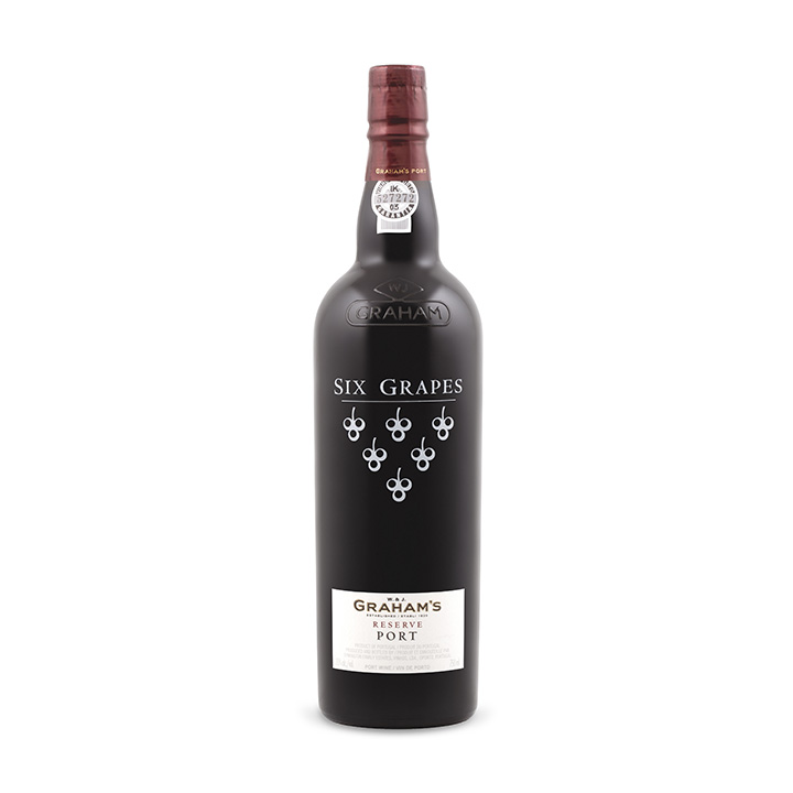 Graham´s Port Six Grape portské 0,75l