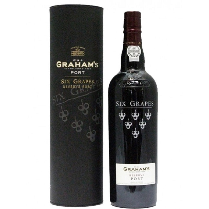 Graham's Reserve Six Grapes 0,7