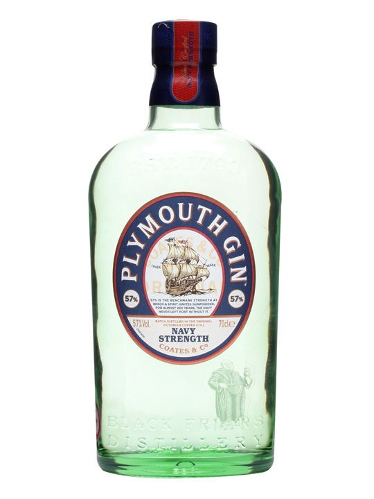 Plymouth gin 0,7