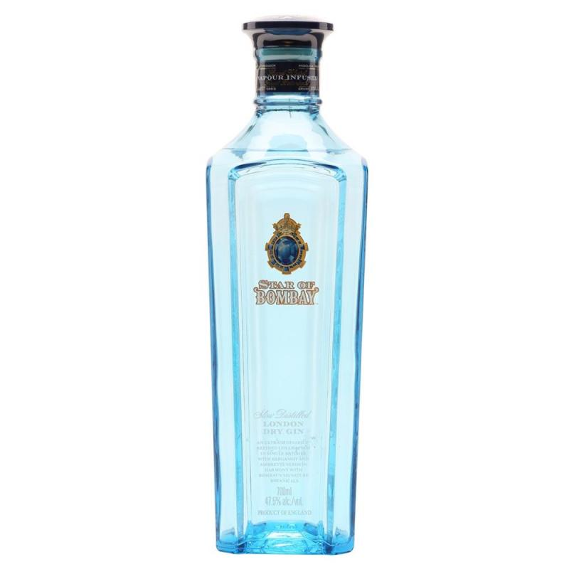 Star of Bombay Gin 0,7
