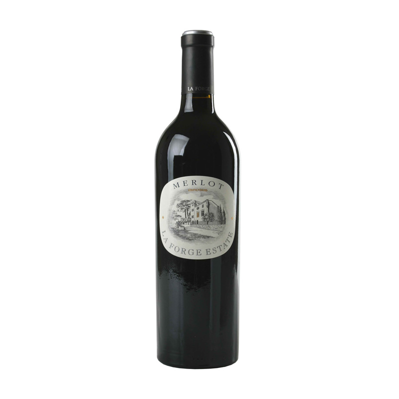 La Forge Estate Merlot Francie 0,75