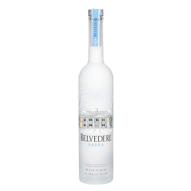 Belvedere pure vodka 1l