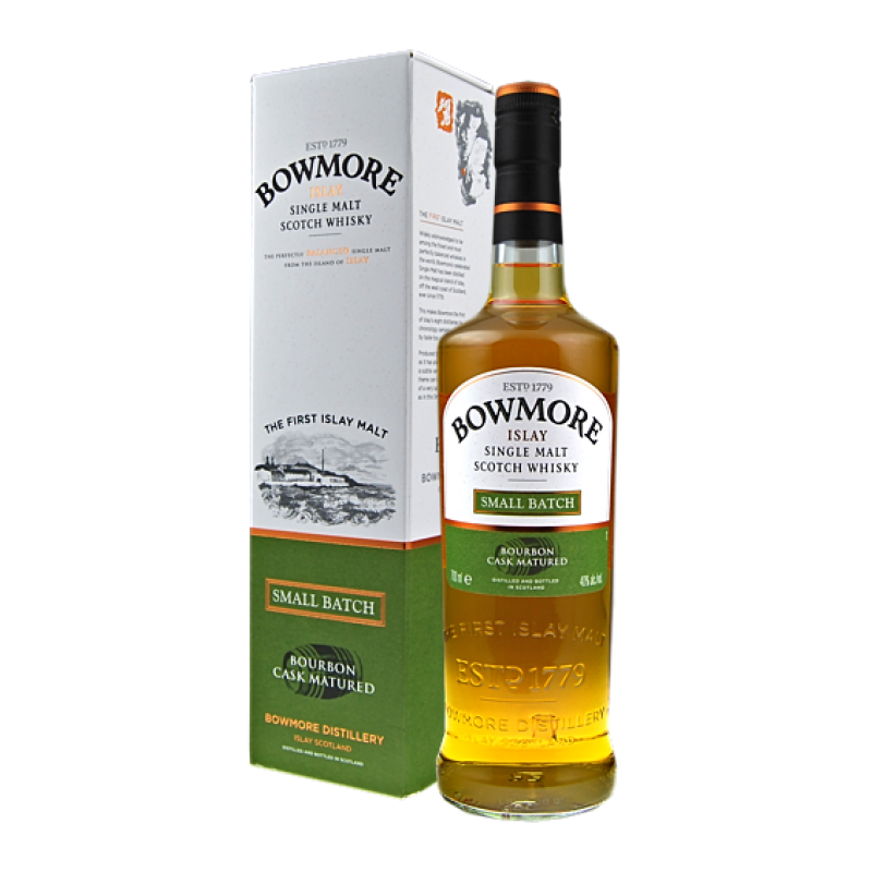 Bowmore Small Batch Single Malt whisky 0,7