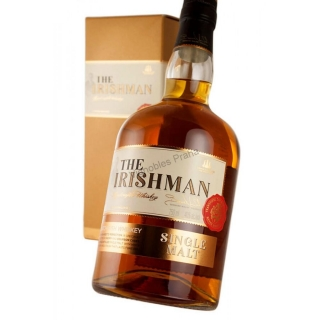 The Irishman Single Malt whiskey 0,7