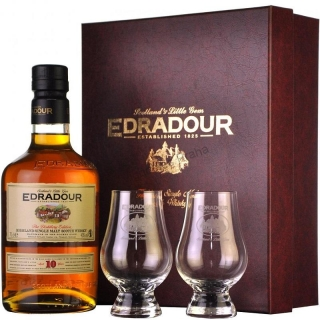 Edradour 10 yo Distillery edition whisky z Highland