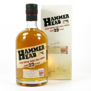 Whisky Hammer Head 23 Years Old 0,7