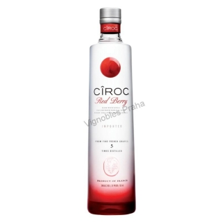 Ciroc Red Berry vodka 1 litr