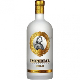 Imperial Collection Gold Vodka 1 litr