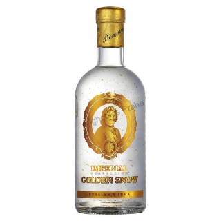 Imperial Golden Snow vodka 1 litr