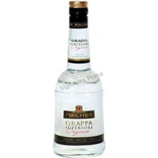 Pircher Superiore Original Grappa 0,5