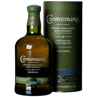Connemara Peated Single Malt whiskey