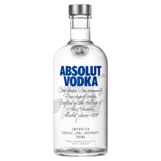 Absolut Blue vodka 1 litr