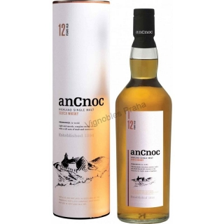 AnCnoc 12 yo Highland single malt whisky