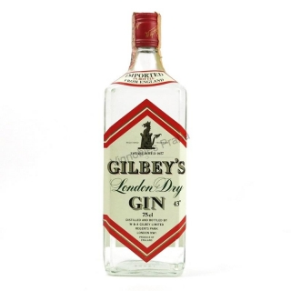 Gilbey's London Dry 47% Gin 1 litr